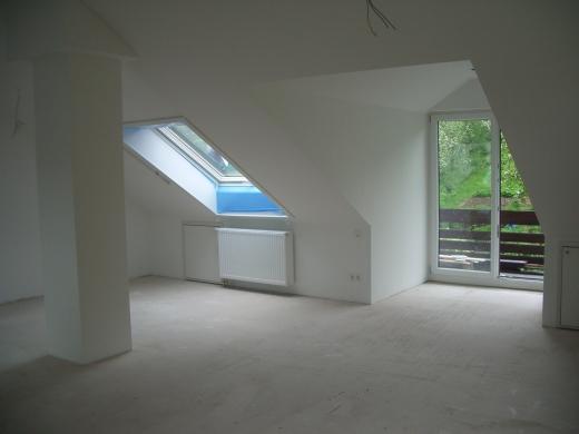 Dachbodenausbau Wohnzimmer Vorher Bilder